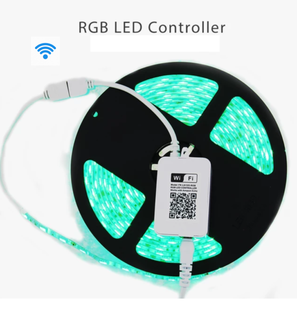 wifi led traka