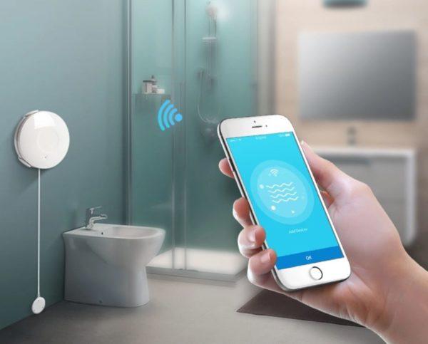 wifi senzor
