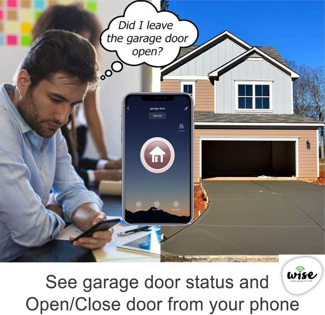 wise garage