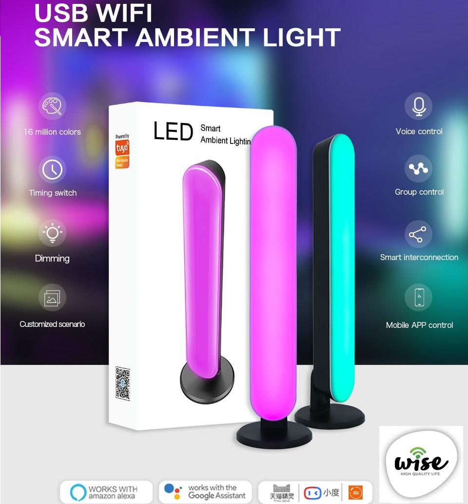 wise wifi lampa