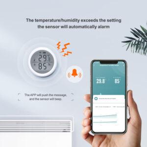 senzor temperature